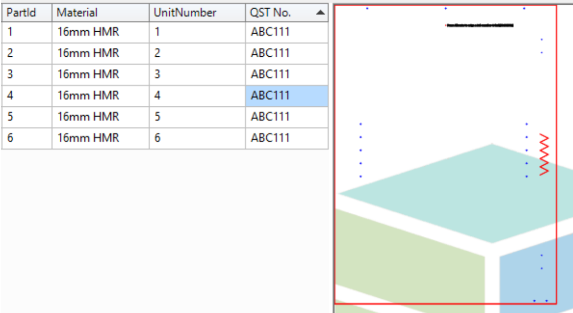 Add Fields to Labels Giga
